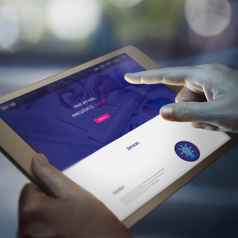 StartXlab website